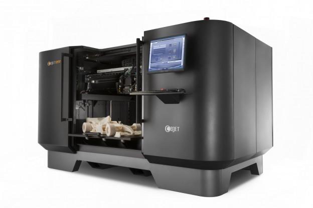 Stratasys Objet 3D Printer