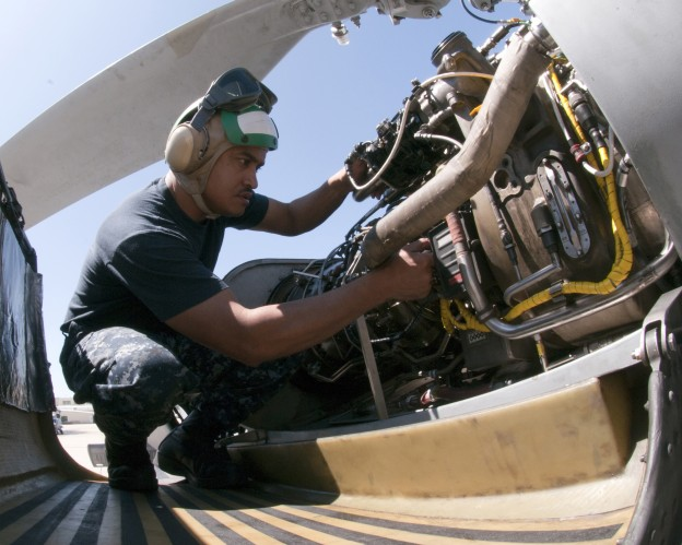 Helicopter Technician