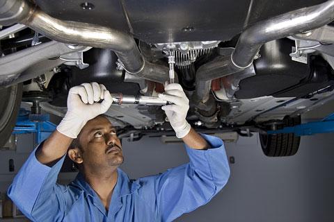 Auto Technician, Mechanic