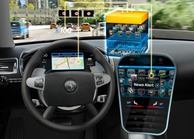 Continental connected car