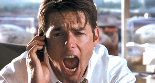 Jerry Maguire Show Me the Money!