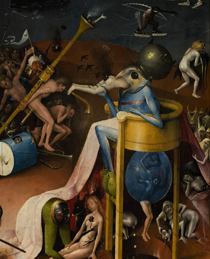 Garden of Earthly Delights Hieronymus Bosch