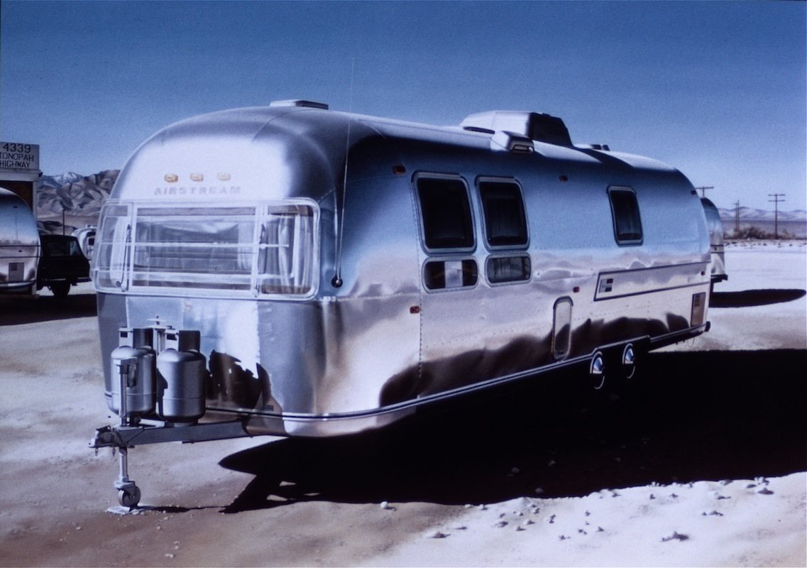 Airstream by Ralph Goings (1970)