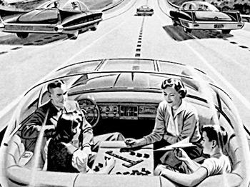 Driverless Car Arthur Radebaurgh