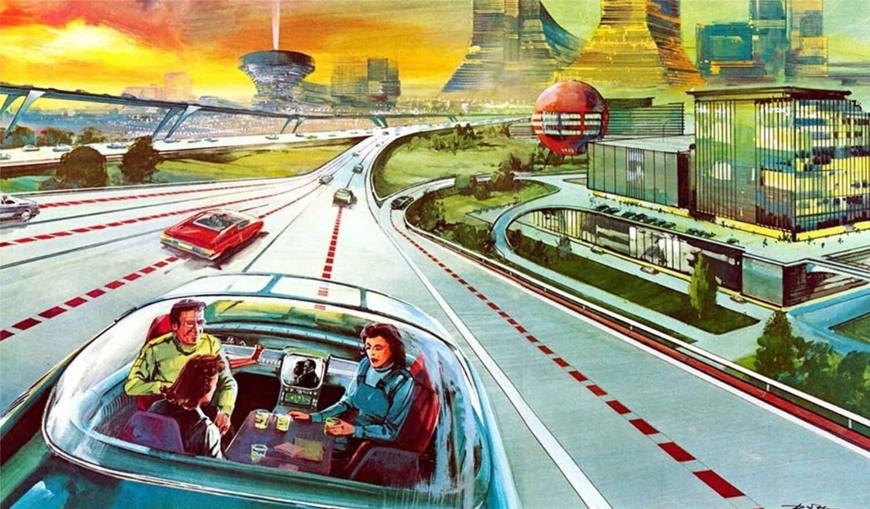 Autonomous Driving (Popular Mechanics)