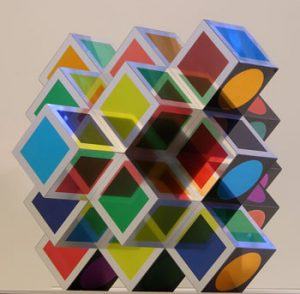 Kroa A (Victor Vasarely, 1970)