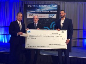 Connected Car Challenge Winner