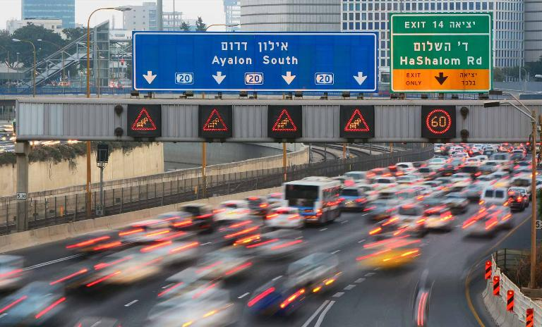 Tel Aviv Highway